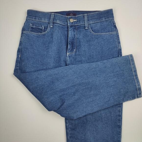 NYDJ Denim - NYDJ Crop Jeans Size 4